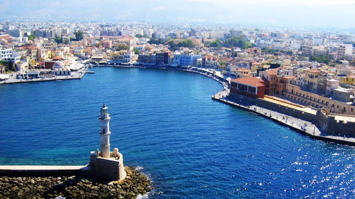 Chania City. Live the Unexpected.